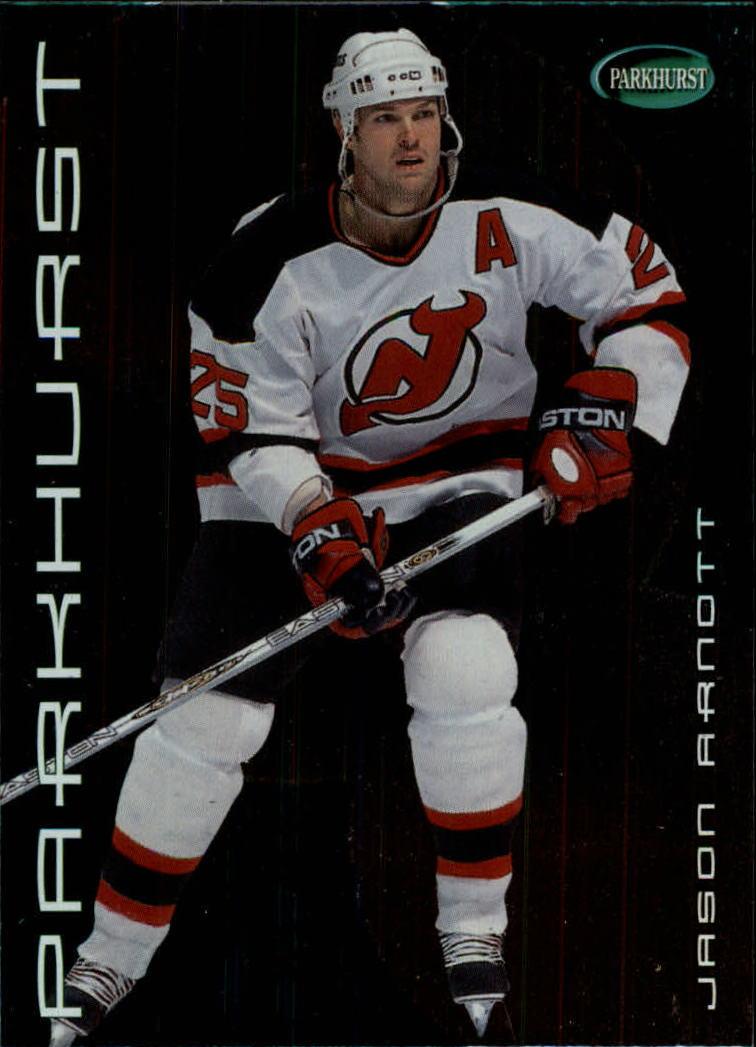 2001-02 Parkhurst #99 Jason Arnott