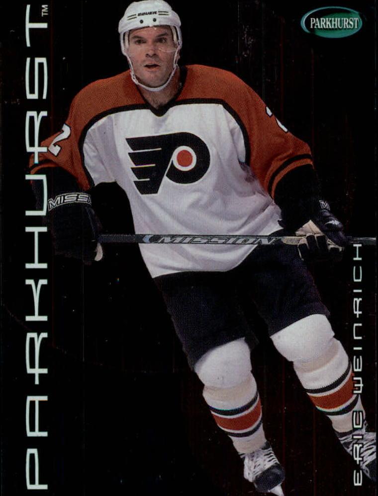 2001-02 Parkhurst #249 Eric Weinrich