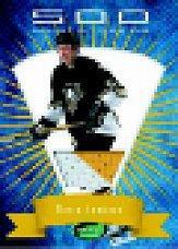 2001-02 Parkhurst 500 Goal Scorers #PGS9 Mario Lemieux/30