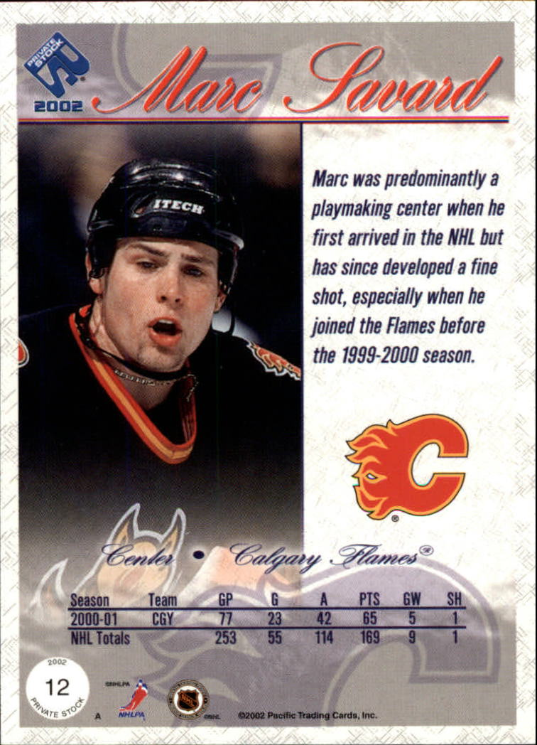 2001-02-Private-Stock-Hockey-Cards-Pick-From-List miniature 19