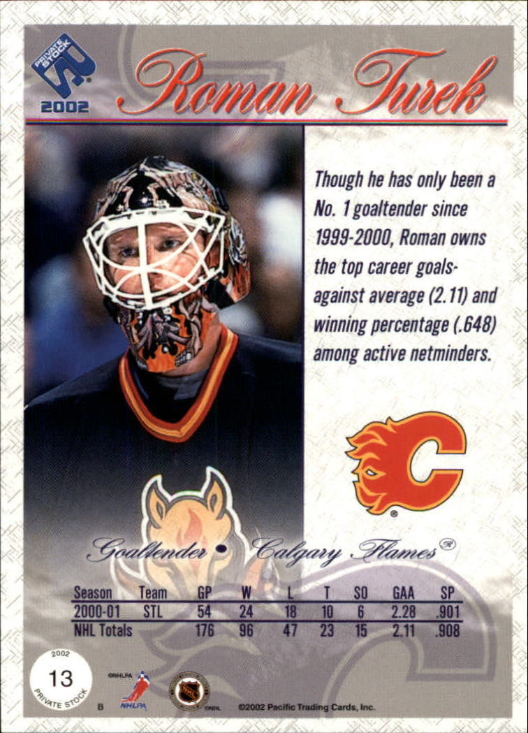 2001-02-Private-Stock-Hockey-Cards-Pick-From-List miniature 21