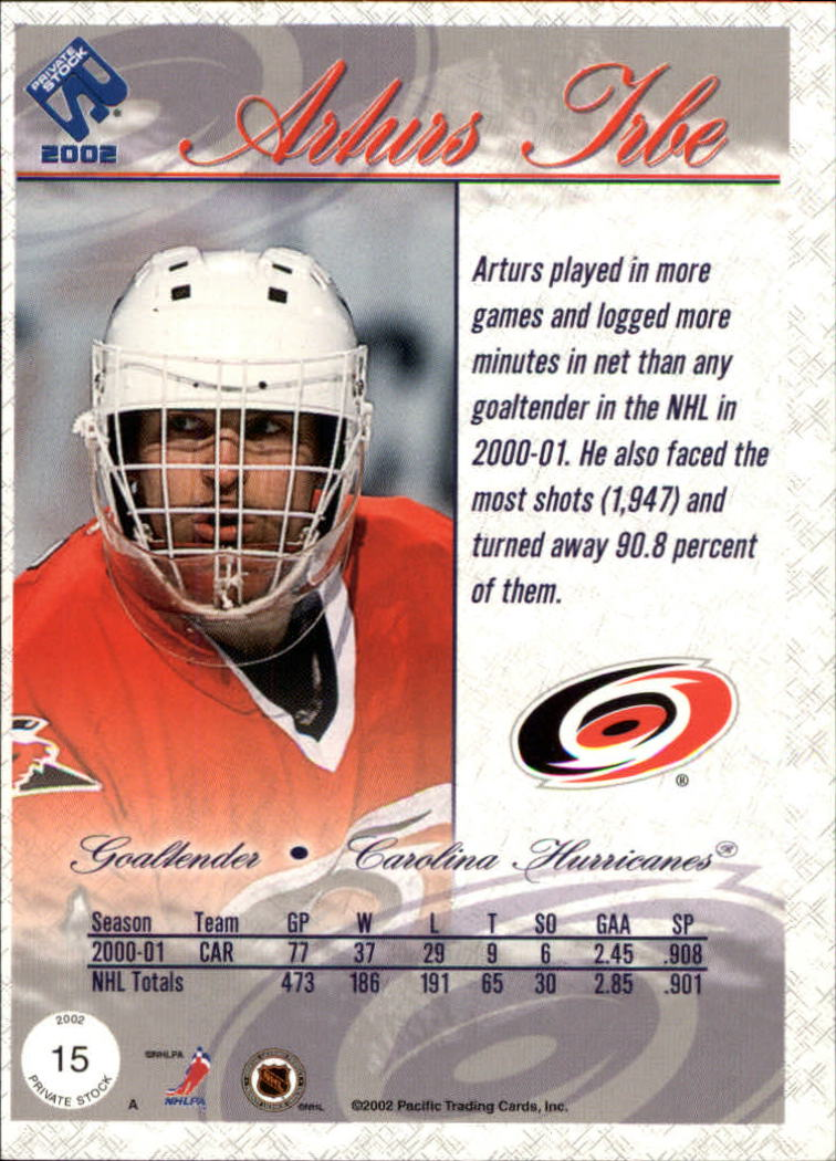 2001-02-Private-Stock-Hockey-Cards-Pick-From-List miniature 23