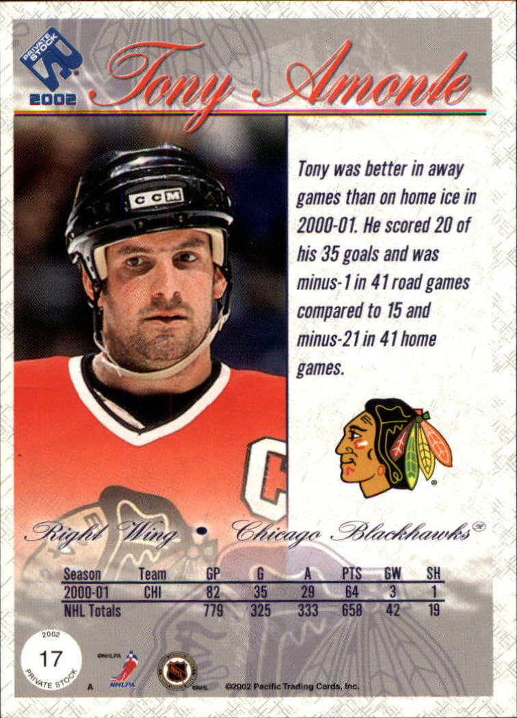2001-02-Private-Stock-Hockey-Cards-Pick-From-List miniature 25
