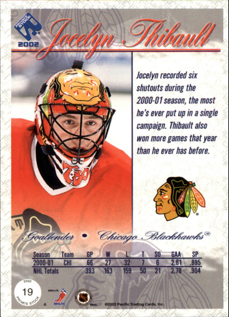 2001-02-Private-Stock-Hockey-Cards-Pick-From-List miniature 29