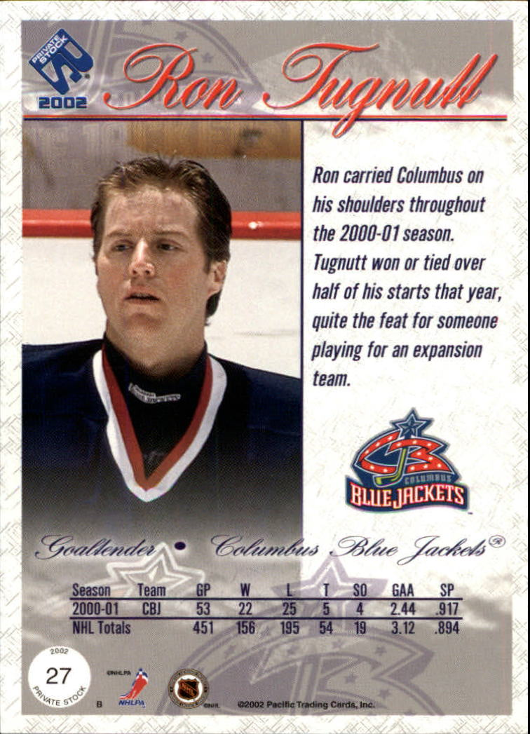 2001-02-Private-Stock-Hockey-Cards-Pick-From-List miniature 41