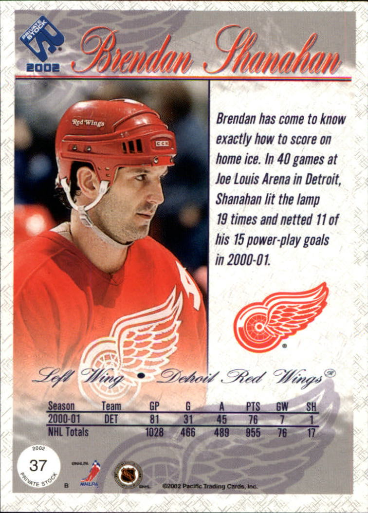 2001-02-Private-Stock-Hockey-Cards-Pick-From-List miniature 61