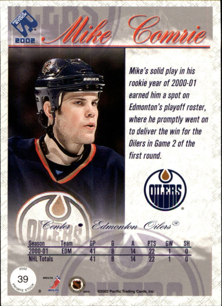 2001-02-Private-Stock-Hockey-Cards-Pick-From-List miniature 65