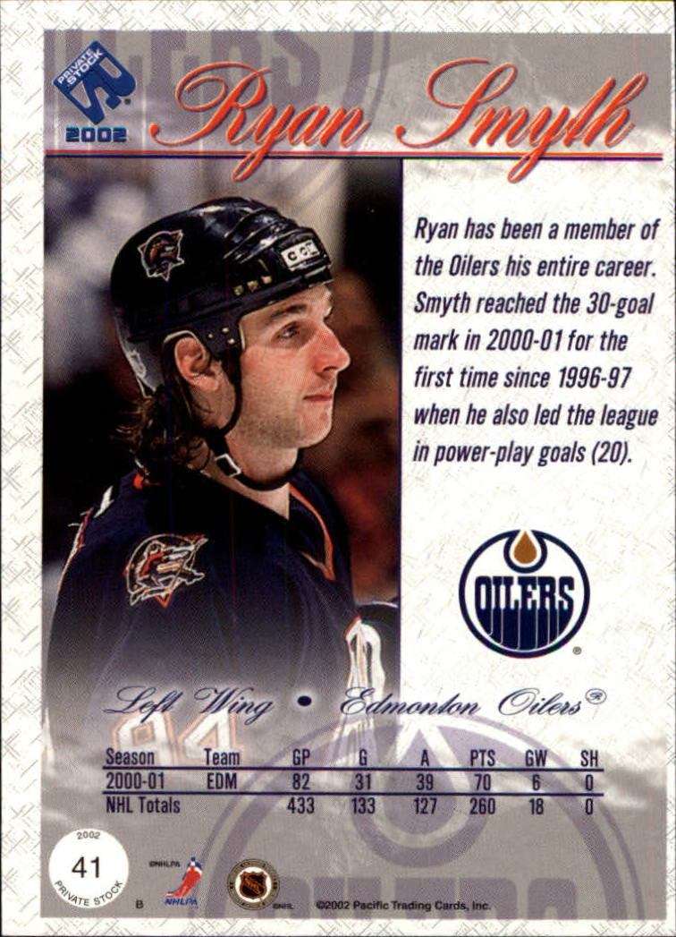 2001-02-Private-Stock-Hockey-Cards-Pick-From-List miniature 69