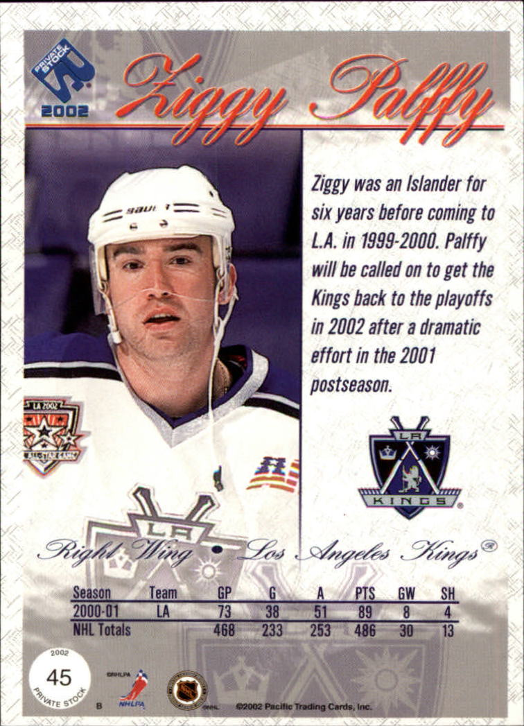 2001-02-Private-Stock-Hockey-Cards-Pick-From-List miniature 77