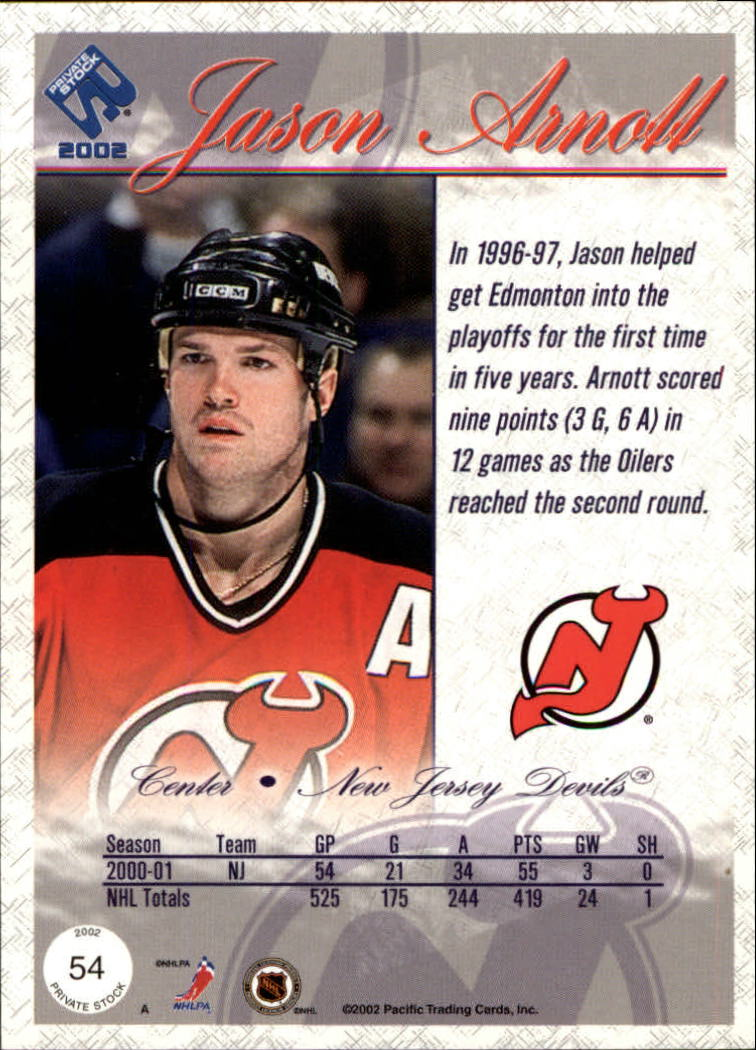 2001-02-Private-Stock-Hockey-Cards-Pick-From-List miniature 93