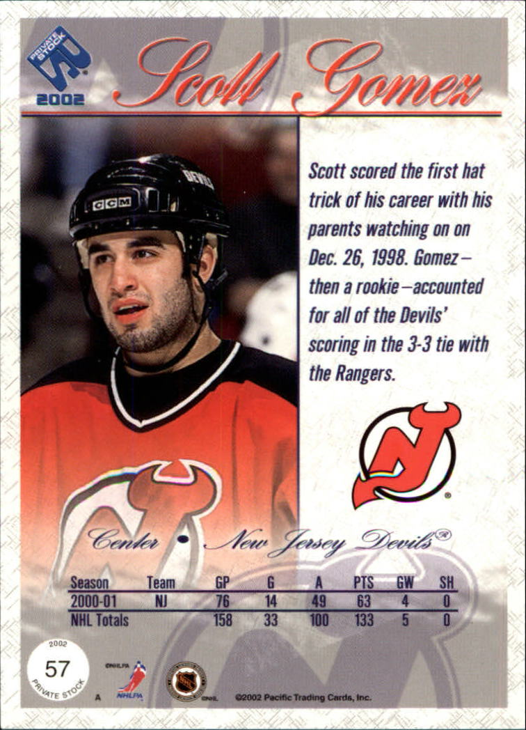 2001-02-Private-Stock-Hockey-Cards-Pick-From-List miniature 99