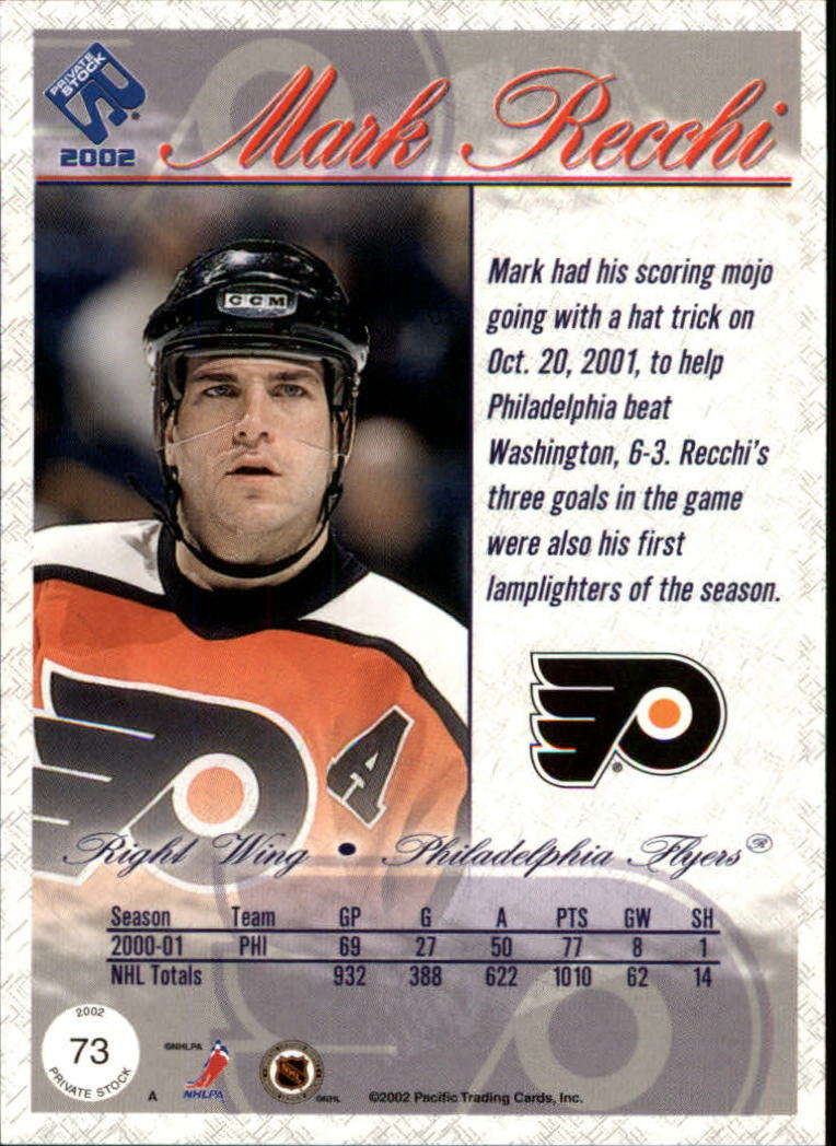 2001-02-Private-Stock-Hockey-Cards-Pick-From-List miniature 123