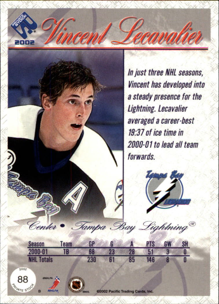 2001-02-Private-Stock-Hockey-Cards-Pick-From-List miniature 151