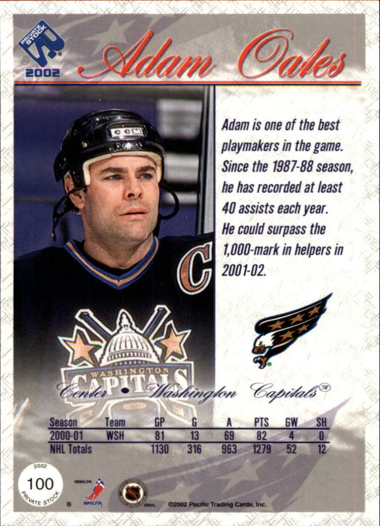 2001-02-Private-Stock-Hockey-Cards-Pick-From-List miniature 175