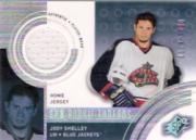 2001-02 SPx #135H Jody Shelley HM/1500 RC