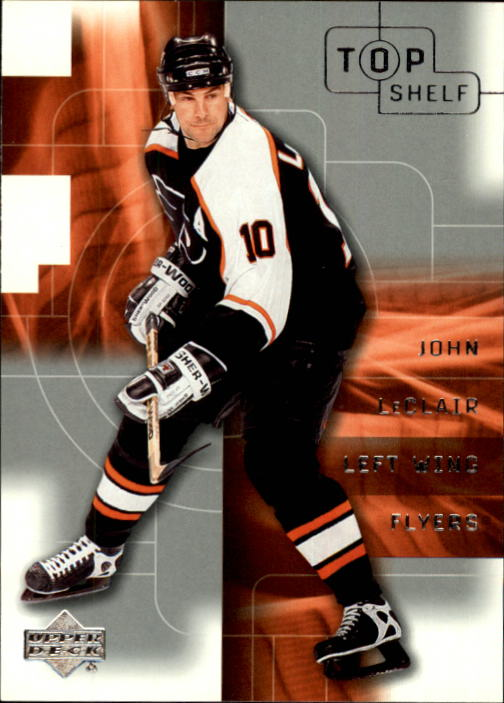 2001-02-UD-Top-Shelf-Hockey-Cards-Pick-From-List