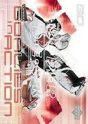 2001-02 Upper Deck Goalies in Action #GL3 Martin Brodeur
