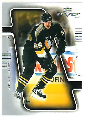 2001-02 Upper Deck MVP #150 Mario Lemieux