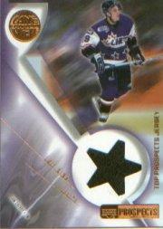2001-02 UD Prospects Jerseys #JCK Colt King