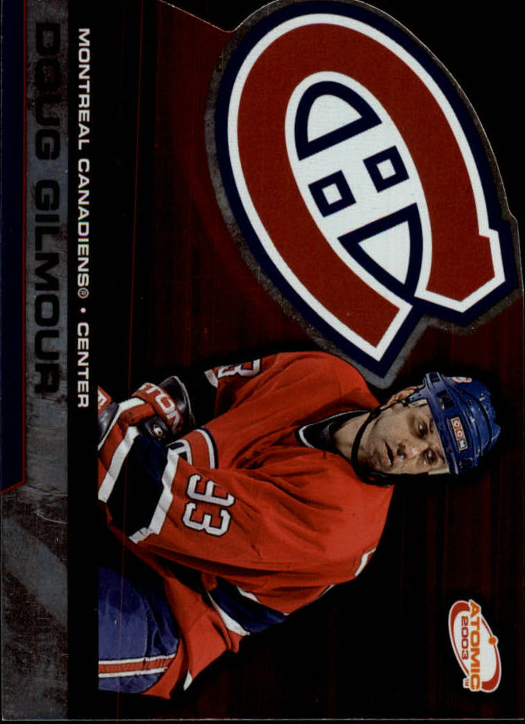 2002-03 Atomic #54 Doug Gilmour