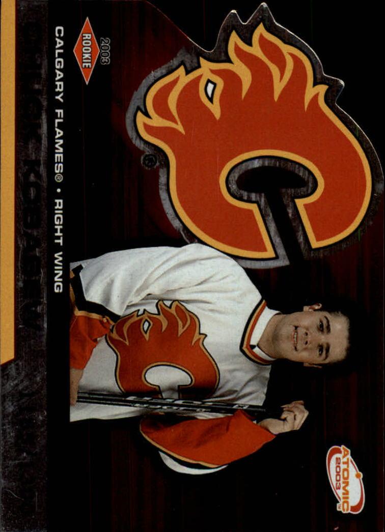 2002-03 Atomic #104 Chuck Kobasew RC