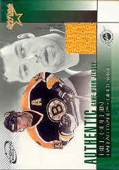 2002-03 Atomic Jerseys #4 Bill Guerin