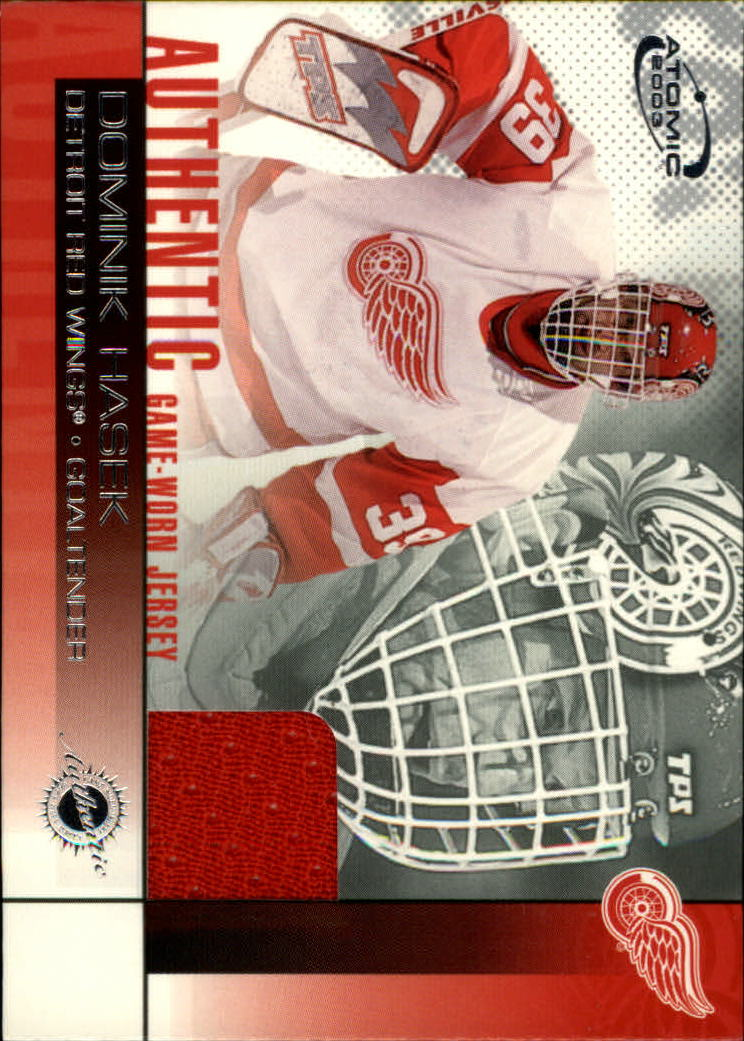 2002-03 Atomic Jerseys #6 Dominik Hasek