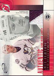 2002-03 Atomic Jerseys #12 Jeff Friesen