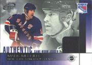 2002-03 Atomic Jerseys #16 Mark Messier