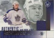 2002-03 Atomic Jerseys #23 Darcy Tucker