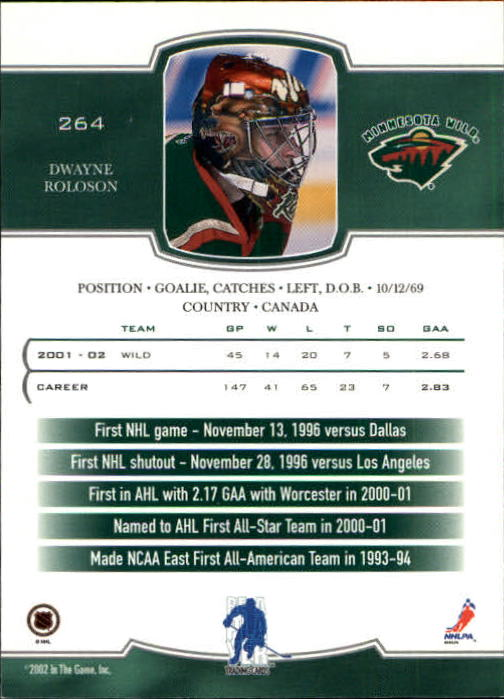2002-03-BAP-First-Edition-Hockey-Cards-251-440R-Pick-From-List