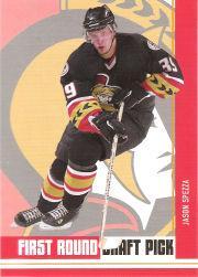 2002-03 BAP First Edition #435R Jason Spezza Draft RC