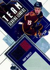 2002-03 BAP First Edition Scoring Leaders #2 Dany Heatley