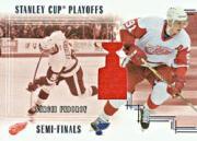 2002-03 BAP Memorabilia Stanley Cup Playoffs #SC21 Sergei Fedorov/60