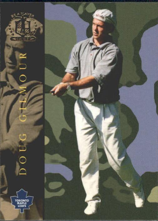 2002-03 BAP Signature Series Golf #GS34 Doug Gilmour