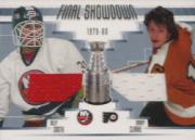 2002-03 BAP Ultimate Memorabilia Finals Showdown #21 Billy Smith/Bobby Clarke