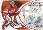 2002-03 Between the Pipes Goalie Autographs #11 Curtis Joseph/50*