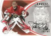 2002-03 Between the Pipes Goalie Autographs #14 Patrick Lalime/50*