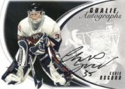 2002-03 Between the Pipes Goalie Autographs #17 Chris Osgood/50*
