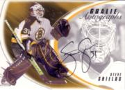 2002-03 Between the Pipes Goalie Autographs #21 Steve Shields/50*