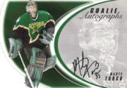 2002-03 Between the Pipes Goalie Autographs #24 Marty Turco/50*