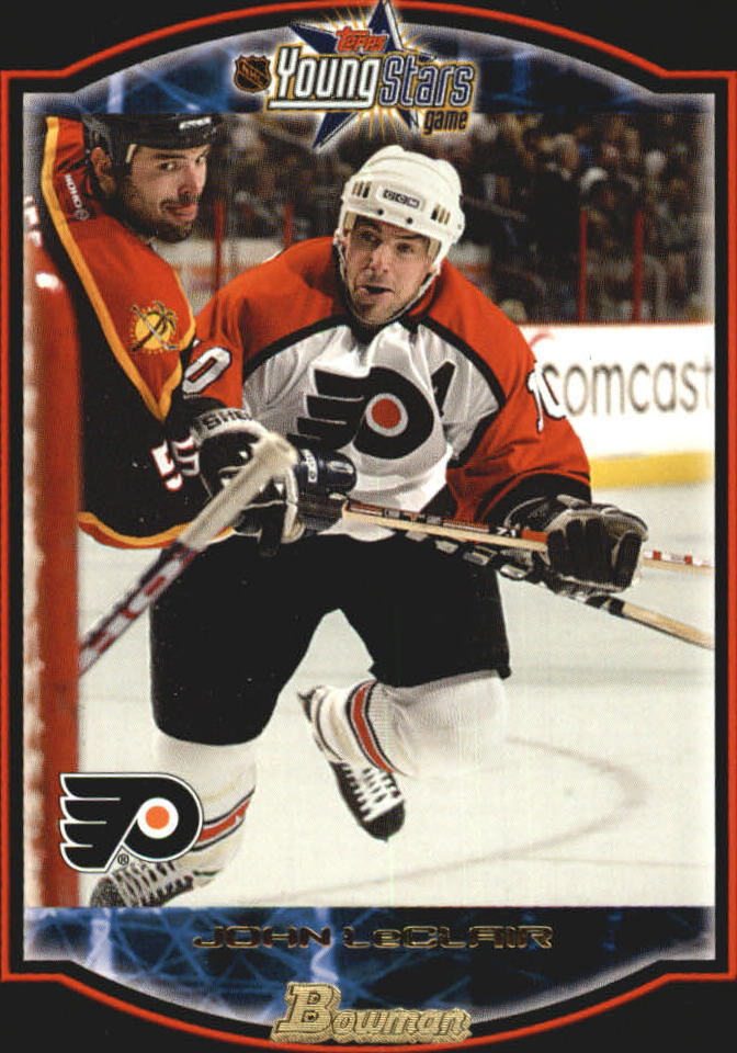 2002-03 Bowman YoungStars #9 John LeClair