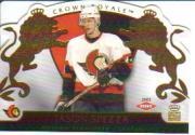 2002-03 Crown Royale Retail #127 Jason Spezza RC