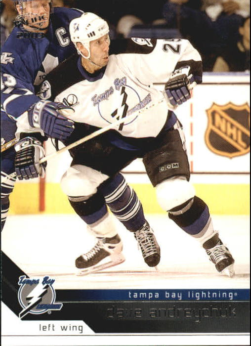 2002-03 Pacific #346 Dave Andreychuk