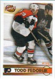 2002-03 Pacific Complete #472 Todd Fedoruk