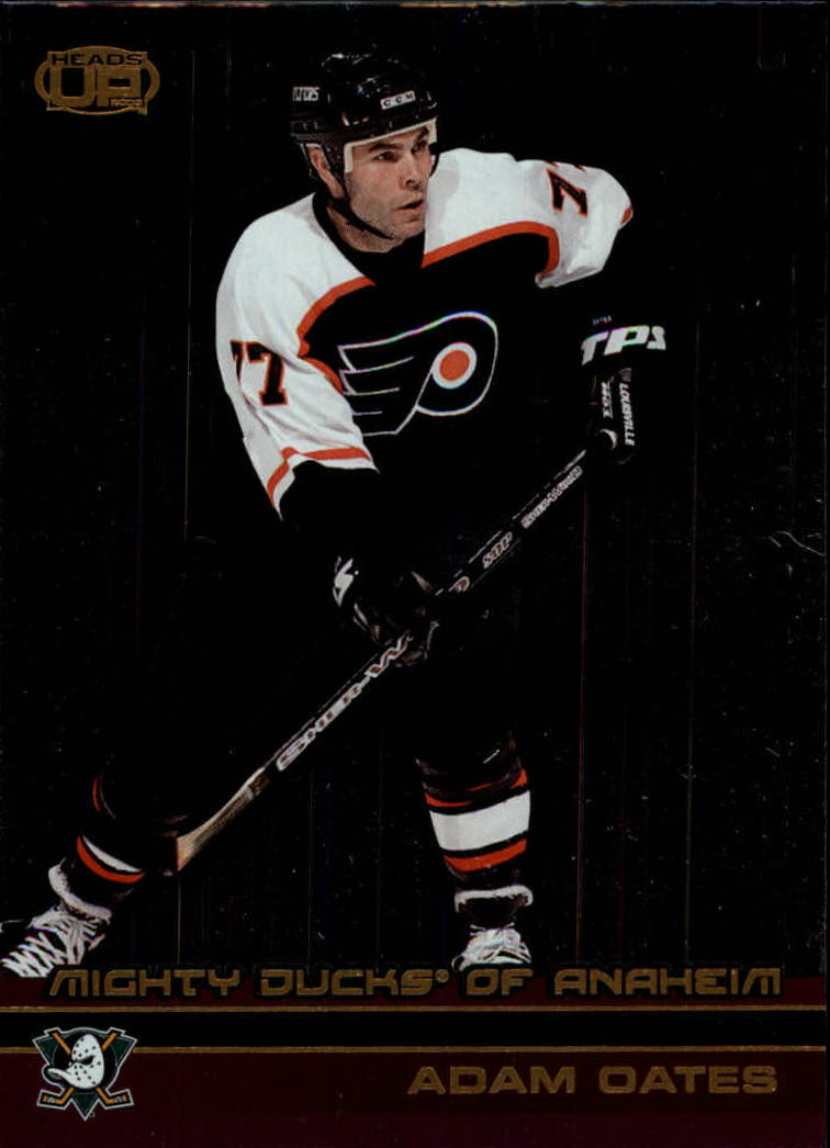 2002-03 Pacific Heads Up #3 Adam Oates
