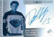 2002-03 SP Authentic Sign of the Times #DH Dany Heatley