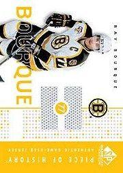 2002-03 SP Game Used Piece of History #PHRB Ray Bourque