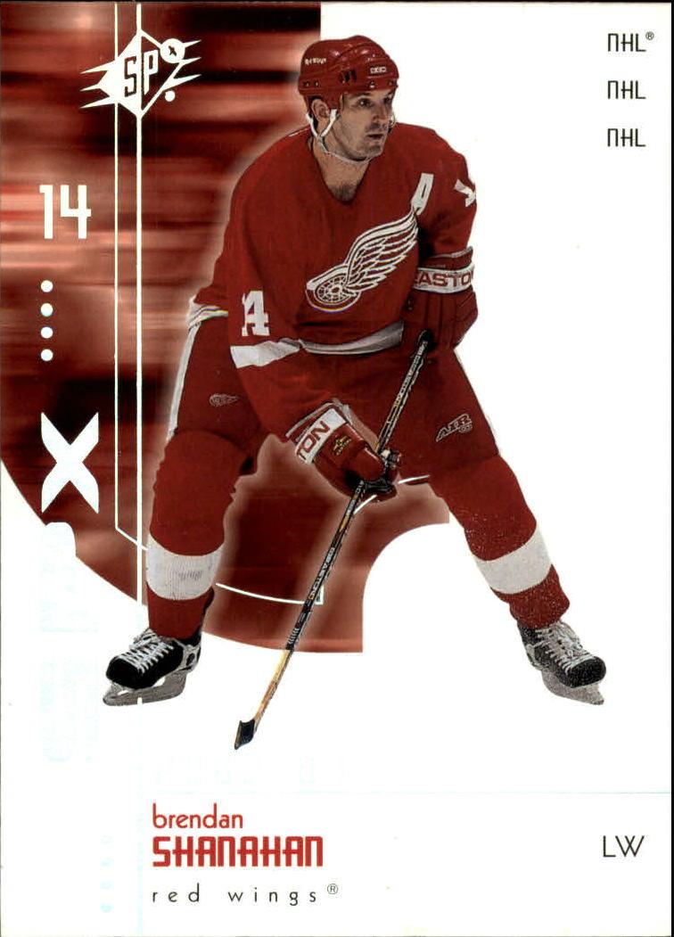 2002-03 SPx #31 Brendan Shanahan
