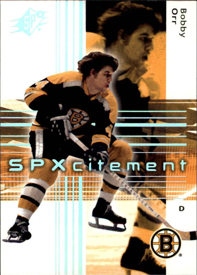 2002-03 SPx #79 Bobby Orr